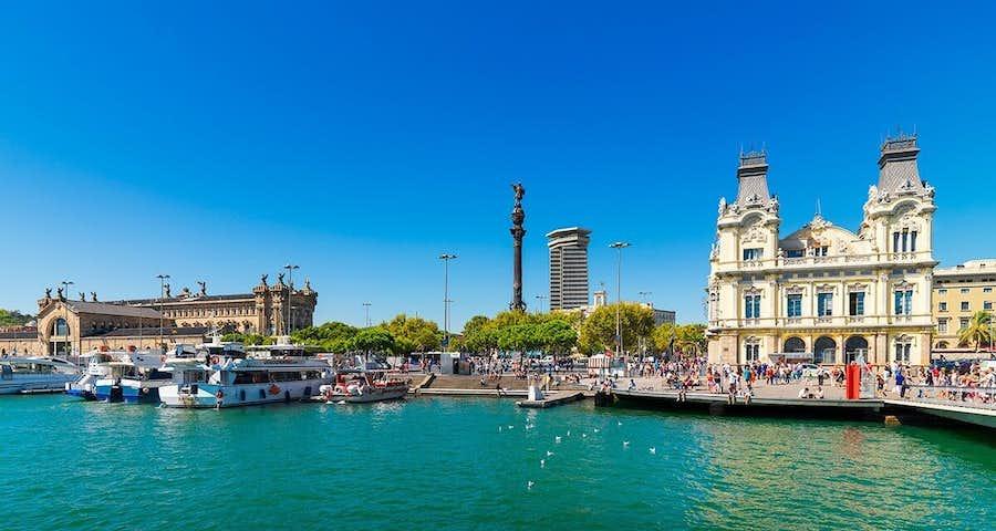 Forårsrejse til Barcelona