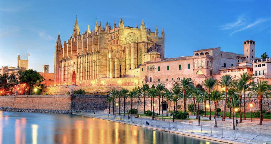 Billige rejser til Palma de Mallorca