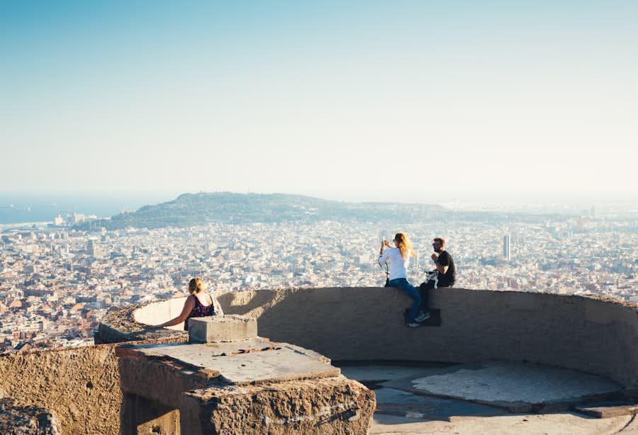 Billiga resor Barcelona!